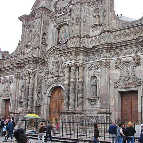 Iglesia-Compania